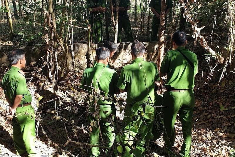 Chủ tịch huyện Gò Dầu nói về 9 bộ xương nghi của người - ảnh 1