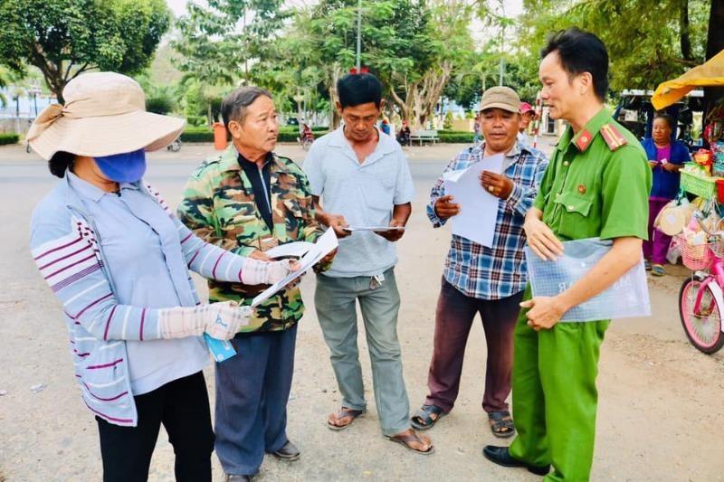Bình Phước, Tây Ninh cảnh báo về kẻ giết người ở Củ Chi - ảnh 1