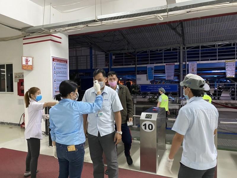 Hình ảnh công nhân Bình Dương phòng, chống virus Corona - ảnh 11