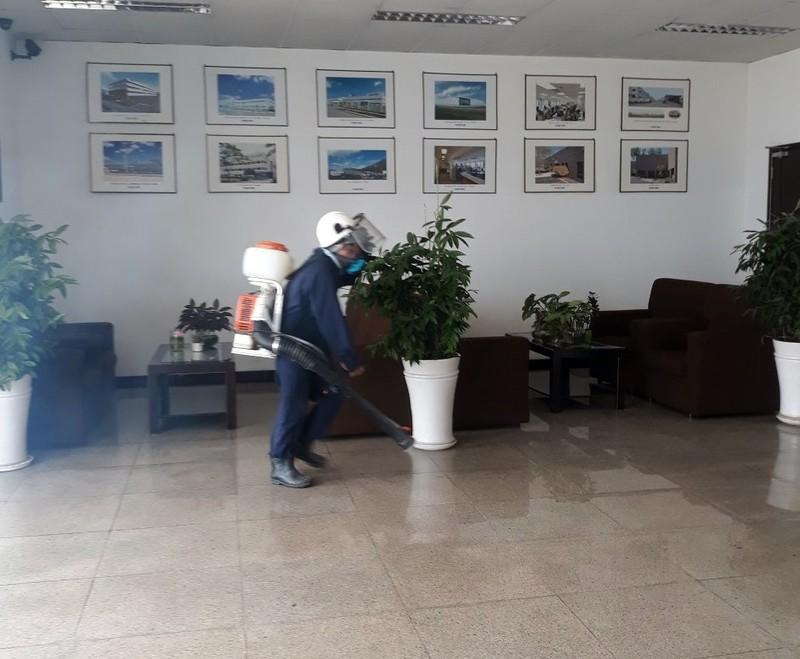Hình ảnh công nhân Bình Dương phòng, chống virus Corona - ảnh 6