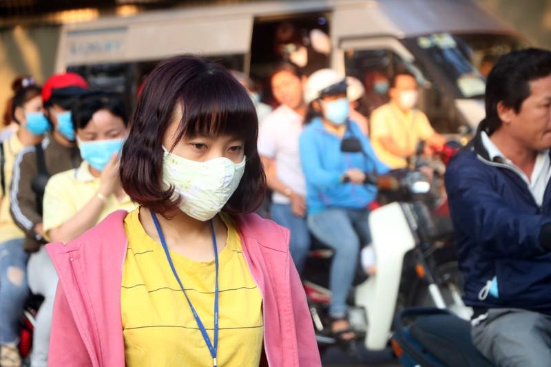 Hình ảnh công nhân Bình Dương phòng, chống virus Corona - ảnh 4