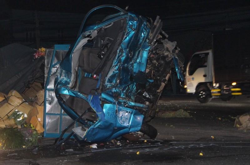 Danh tính 3 nạn nhân tử vong vụ tai nạn ở Bình Dương - ảnh 2