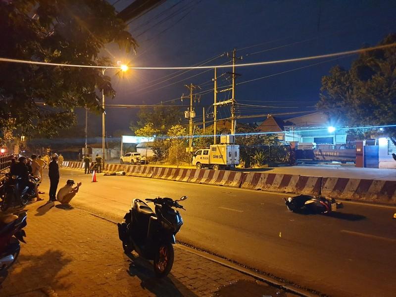 Bình Dương: Một đêm 4 người chết vì tai nạn giao thông - ảnh 2