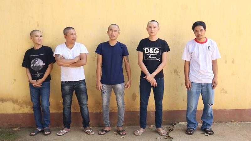 Bình Phước: Khởi tố 16 bị can nhóm trộm 'dọn sạch nhà dân' - ảnh 1
