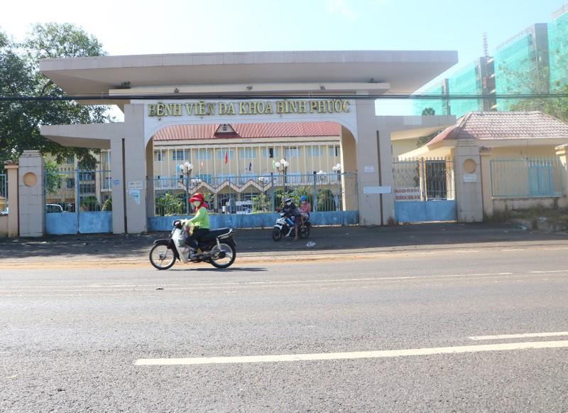 6 người tiếp xúc với bệnh nhân 45 tại Bình Phước được cách ly - ảnh 1