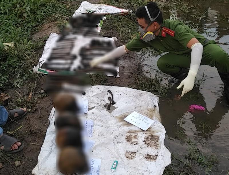 Bình Dương: Phát hiện 4 bộ xương người gần bờ sông Sài Gòn - ảnh 1