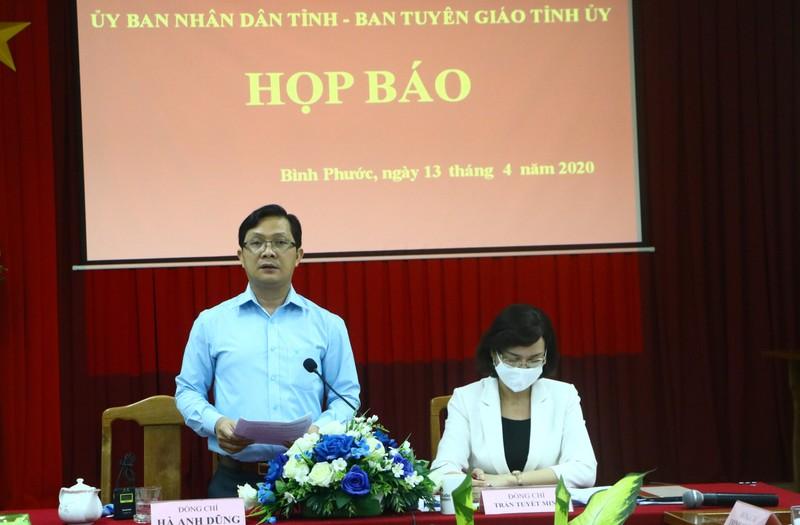 Bình Phước sẽ xử lý nghiêm vụ phó chủ tịch HĐND huyện Hớn Quản - ảnh 1