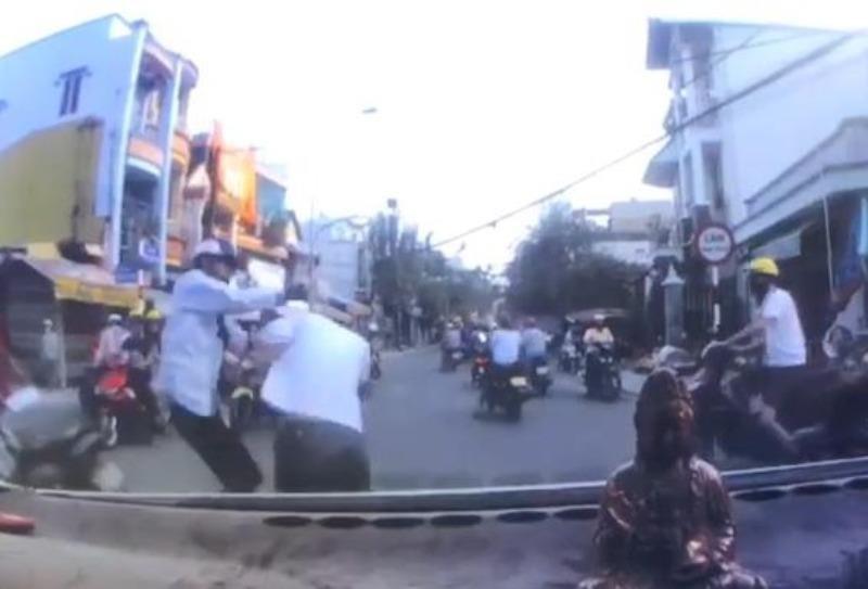 Bình Dương: 1 người bị đánh chết sau va chạm giao thông - ảnh 1