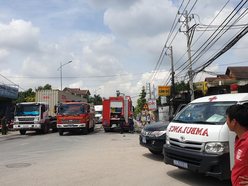 3 người tử vong trong đám cháy ở tiệm cầm đồ tại Bình Dương - ảnh 3
