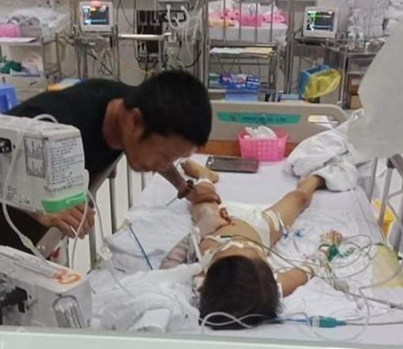 Sở Y tế tỉnh Bình Phước yêu cầu làm rõ vụ cháu bé bị hôn mê - ảnh 1