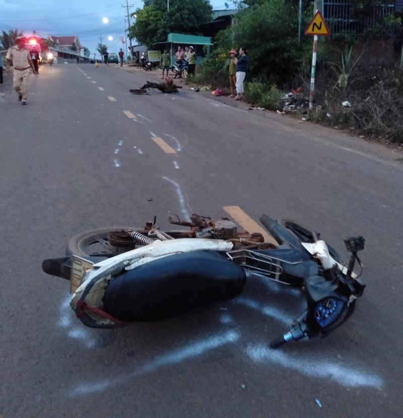 Bình Phước: 2 vụ tai nạn nghiêm trọng, 4 người tử vong - ảnh 1