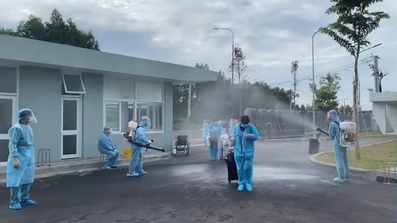 Bình Dương: Cách ly 343 người trở về từ Nhật Bản - ảnh 1