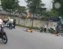 Bình Dương: Phòng khám bỏ mặc nạn nhân bị tai nạn giữa đường - ảnh 1