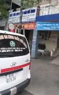 Bình Dương: Phòng khám bỏ mặc nạn nhân bị tai nạn giữa đường - ảnh 2