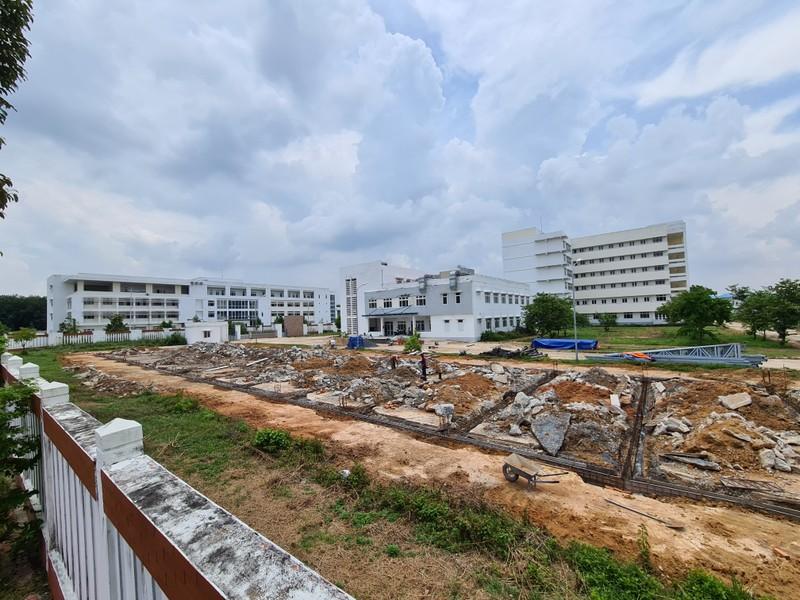 Bình Dương: Bệnh viện hàng trăm tỉ thành nơi trú ngụ của bò - ảnh 7