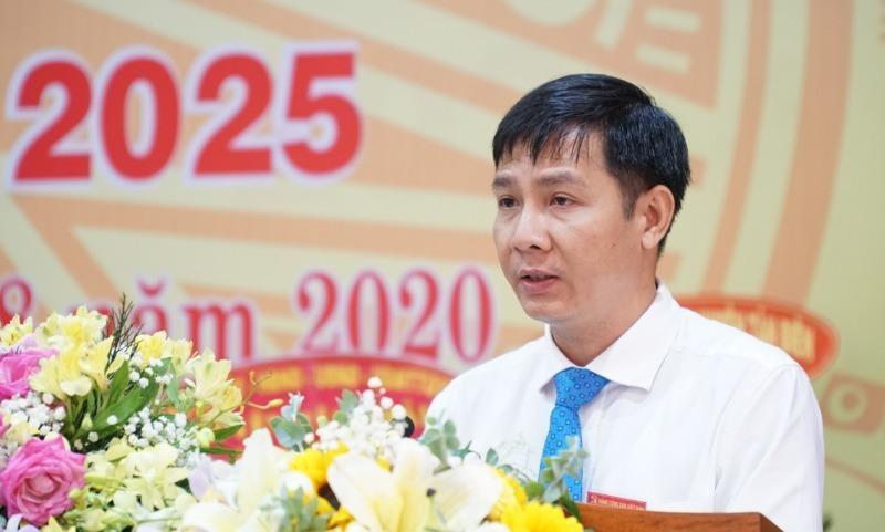 Tây Ninh có tân Bí thư tỉnh ủy  - ảnh 1
