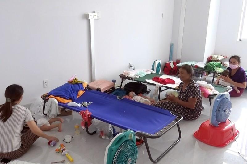 53 trẻ được cách ly ở Bình Dương khóc ngặt vì thiếu hơi mẹ - ảnh 10