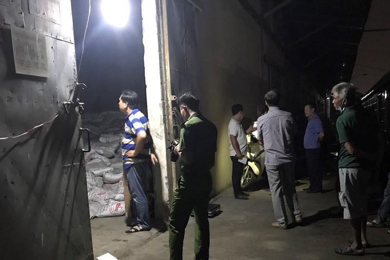 3 công nhân thương vong trong kho ga Sóng Thần - ảnh 1