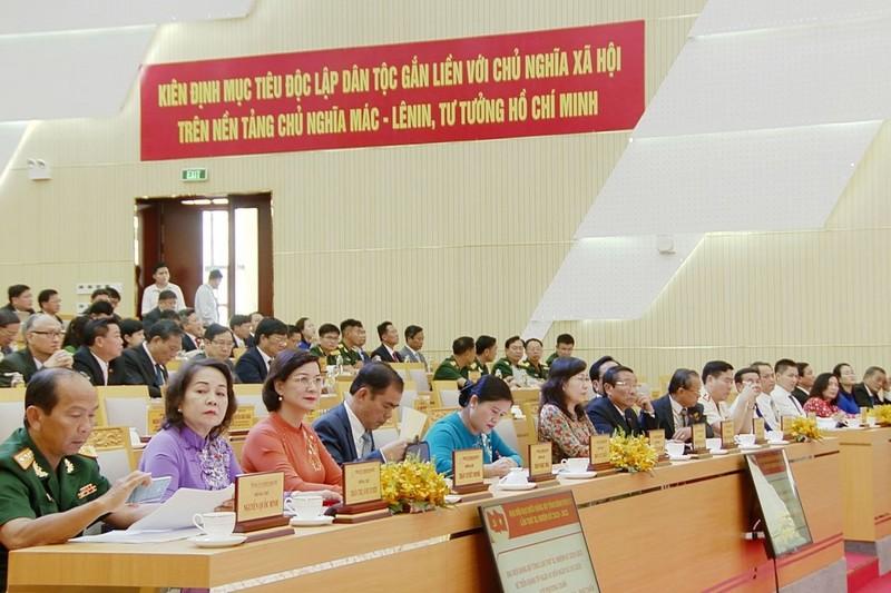 Ngày mai, Đại hội Đảng bộ tỉnh Bình Phước chính thức khai mạc - ảnh 1