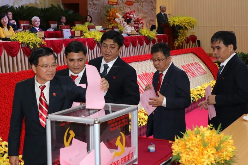 Bình Phước: Bầu 53 người vào Ban Chấp hành Đảng bộ tỉnh - ảnh 1