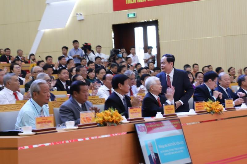 Bình Phước khai mạc Đại hội Đảng bộ lần thứ XI - ảnh 1