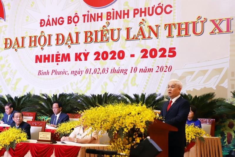 Bình Phước khai mạc Đại hội Đảng bộ lần thứ XI - ảnh 5