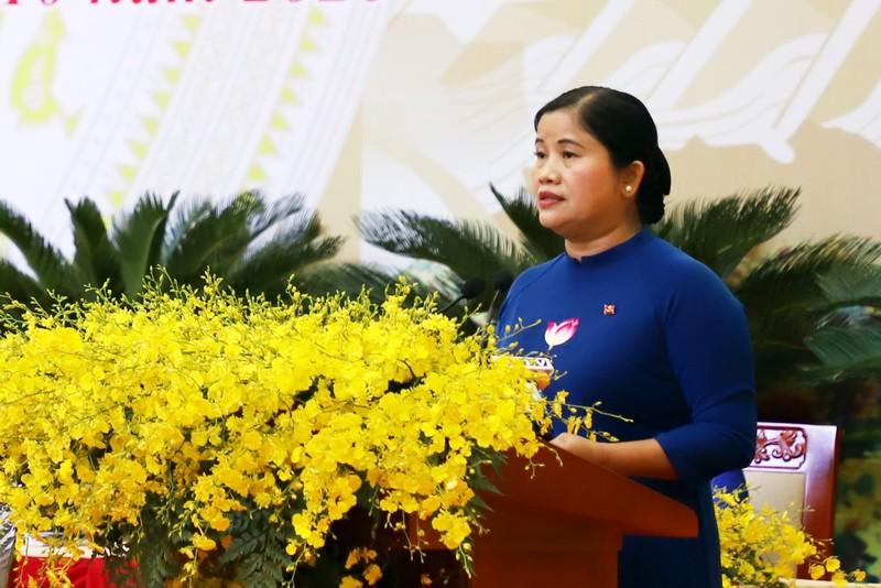 Bình Phước khai mạc Đại hội Đảng bộ lần thứ XI - ảnh 3