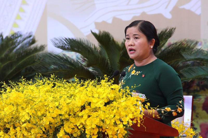 Bình Phước phấn đấu thành tỉnh CN, kết nối kinh tế vùng - ảnh 1