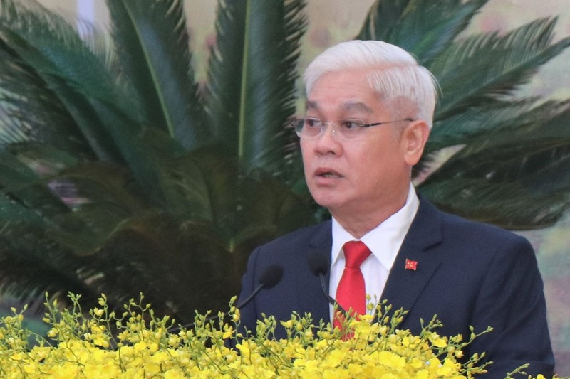 Ông Nguyễn Văn Lợi tái đắc cử Bí thư tỉnh ủy Bình Phước - ảnh 3