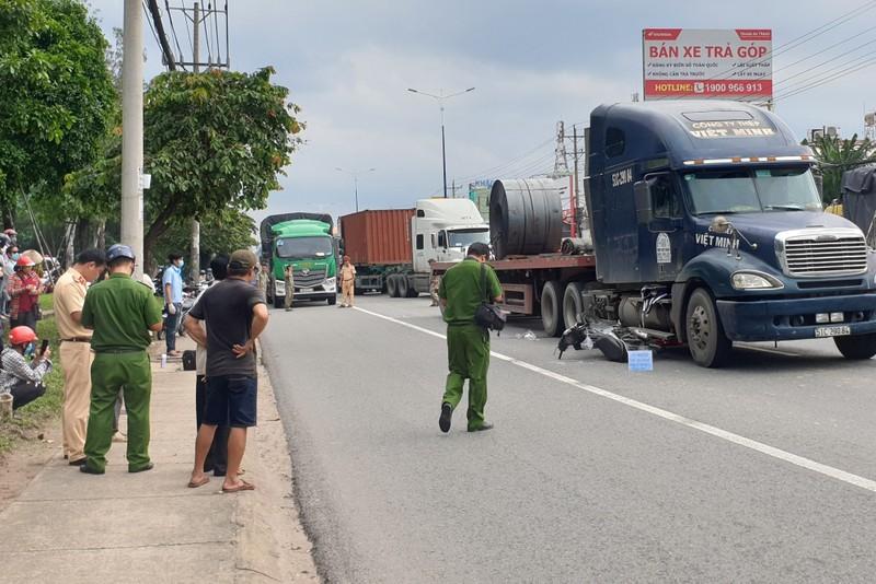 Bình Dương: 1 buổi chiều, 5 người chết vì tai nạn giao thông  - ảnh 3