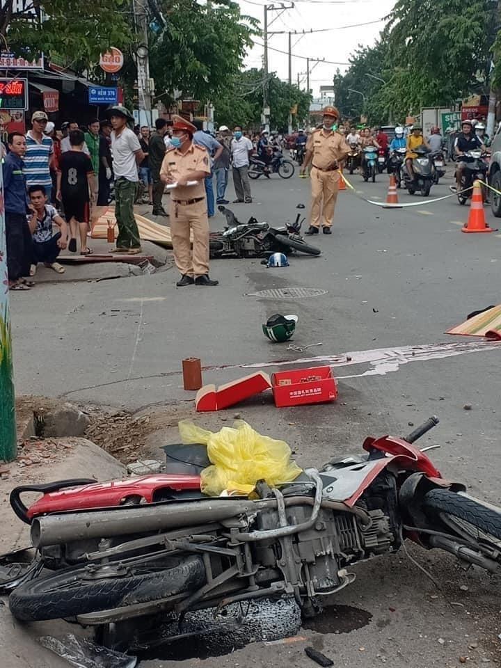 Bình Dương: 1 buổi chiều, 5 người chết vì tai nạn giao thông  - ảnh 2
