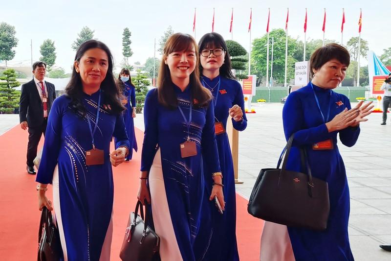 Đại hội Đảng bộ tỉnh Bình Dương lần thứ XI vào phiên trù bị - ảnh 6