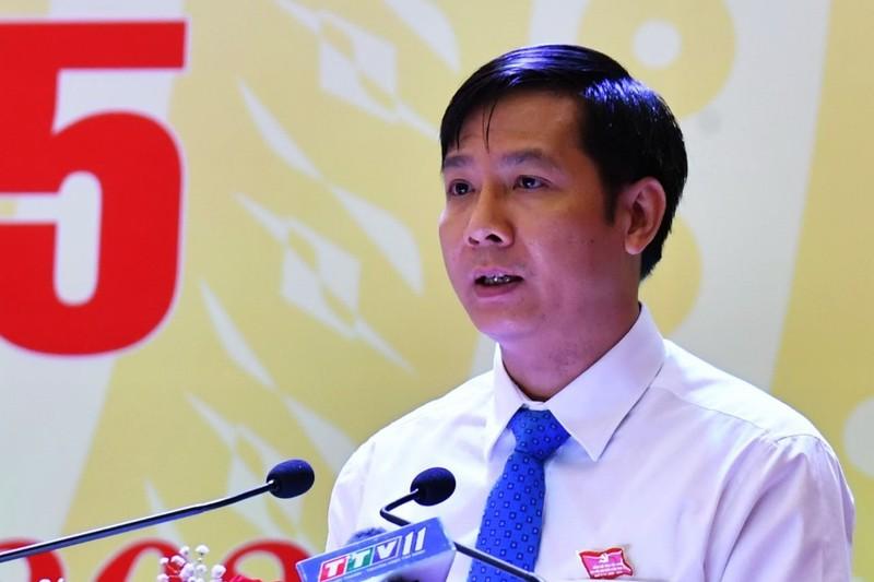 Đại hội Đảng bộ Tây Ninh đóng góp ủng hộ đồng bào miền Trung - ảnh 2