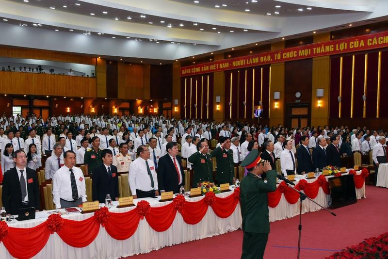 Khai mạc Đại hội Đảng bộ tỉnh Tây Ninh lần thứ XI - ảnh 2