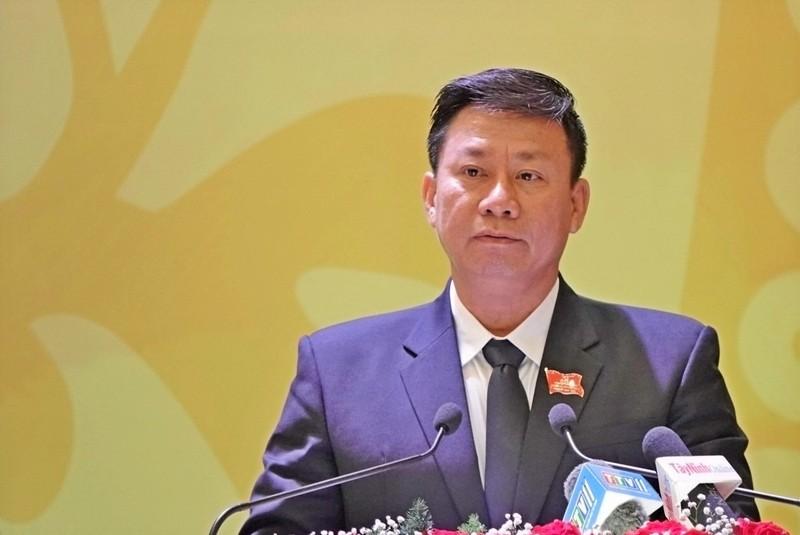 Công bố kết quả nhân sự Đại hội Đảng bộ Tây Ninh khóa XI - ảnh 2