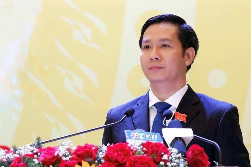 Công bố kết quả nhân sự Đại hội Đảng bộ Tây Ninh khóa XI - ảnh 1