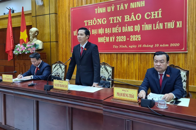 Tây Ninh: Phát triển kinh tế luôn đảm bảo quốc phòng - an ninh - ảnh 1