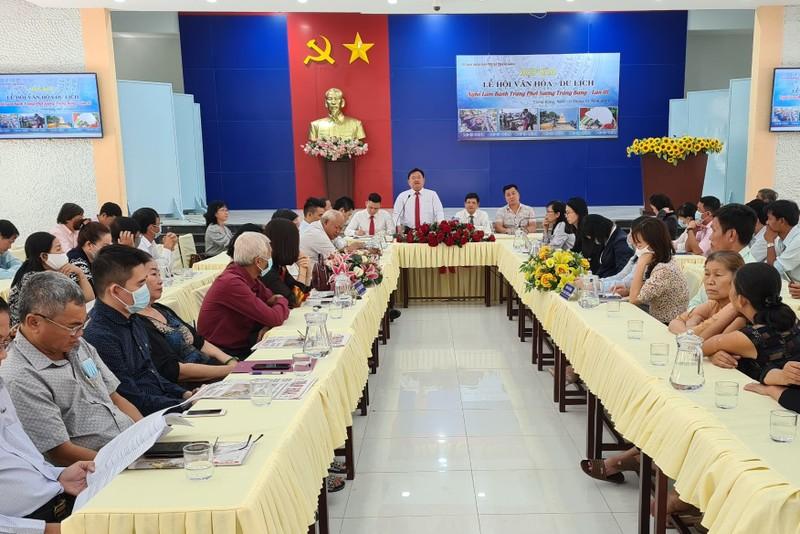 Sắp tổ chức lễ hội bánh tráng phơi sương tại Tây Ninh - ảnh 1