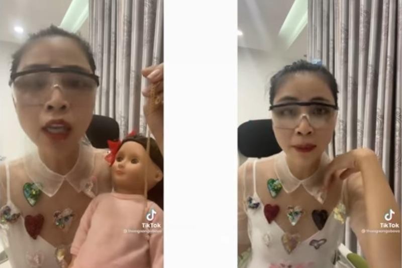 Đang làm việc, Youtuber Thơ Nguyễn xin về vì mệt!  - ảnh 1