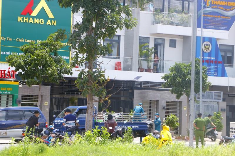 Thông tin mới vụ 2 người chết trong công ty bất động sản ở Bình Dương - ảnh 3