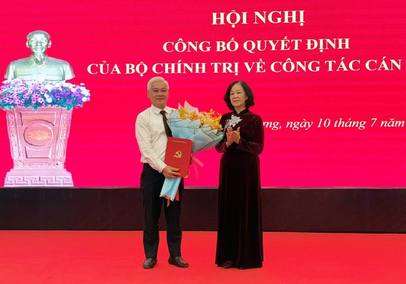 Ông Nguyễn Văn Lợi làm Bí thư Tỉnh ủy Bình Dương - ảnh 1