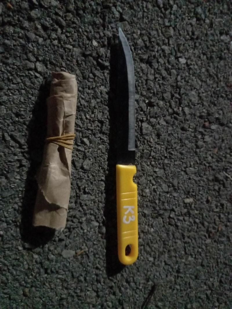F0 cầm dao quậy phá, đe dọa bác sĩ trong khu cách ly ở Bình Dương - ảnh 3