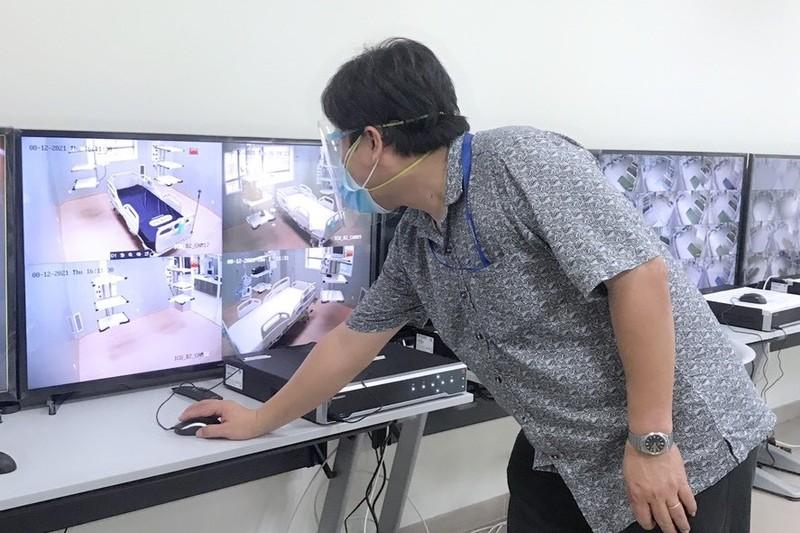 Bình Dương: Bệnh viện hồi sức cho bệnh nhân COVID-19 nguy kịch đã hoạt động - ảnh 1