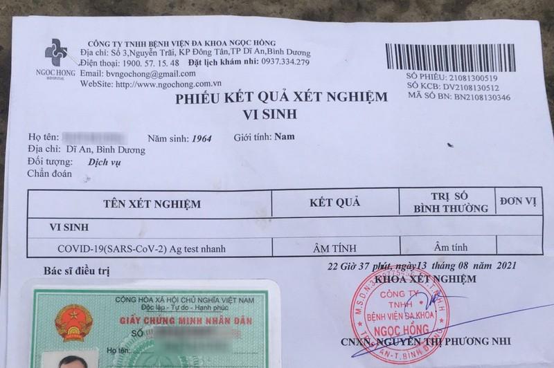 5 bệnh viện ở Bình Dương không nhận cấp cứu, bệnh nhân về nhà rồi chết - ảnh 2