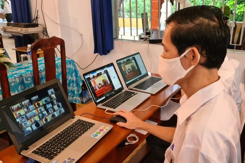 Hơn 500.000 học sinh tại Bình Dương tham dự lễ khai giảng trực tuyến - ảnh 7