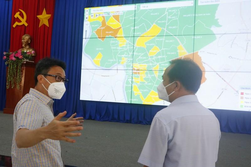 Phó Thủ tướng: Loại hình kinh doanh nào an toàn, có thể xem xét cho mở cửa - ảnh 7