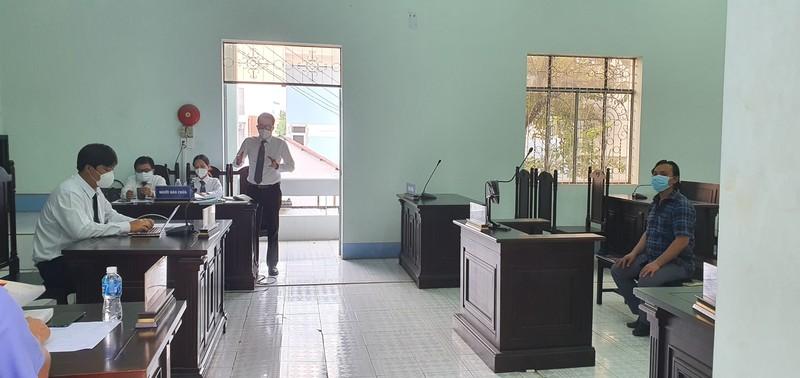 Người bị cáo buộc vu khống Phó giám đốc Công an tỉnh Bình Dương lãnh án - ảnh 1