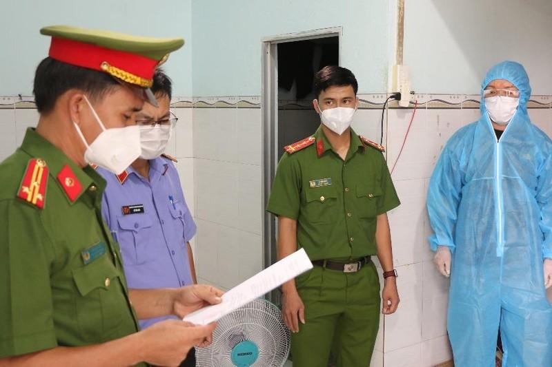 Nữ kế toán Trung tâm Giáo dục thường xuyên tỉnh Bình Phước tham ô gần 1 tỉ - ảnh 1