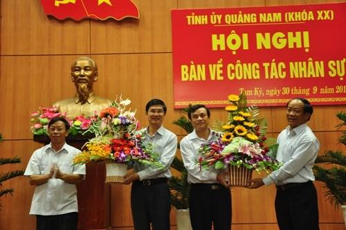Quảng Nam chính thức có bí thư Tỉnh ủy mới  - ảnh 2