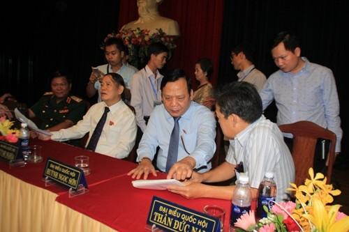 Phó Chủ tịch QH: 'Tham nhũng  cản trở sự phát triển của đất nước' - ảnh 2